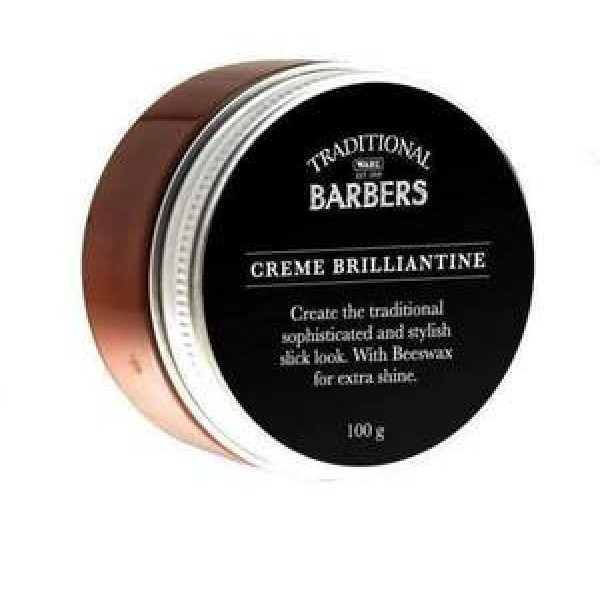 Wahl - Traditional Barbers - Creme Brilliantine - 100gram