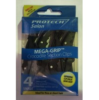 Clips - Sectioning Clip - Crocodile - Small - Pack of 4