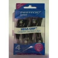 Clips - Dolphin - Section Clips - Small - Pack of 4