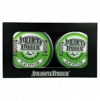 American Barber - Clay Styler - 50ml and 100ml - Duo Pack