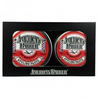 American Barber - Styling Paste - 50ml and 100ml - Duo Pack