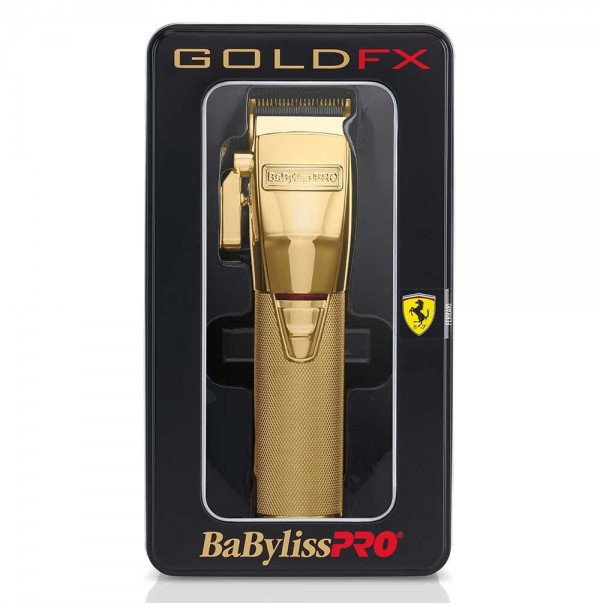 Babyliss - Pro - Clipper - Gold FX - Lithium