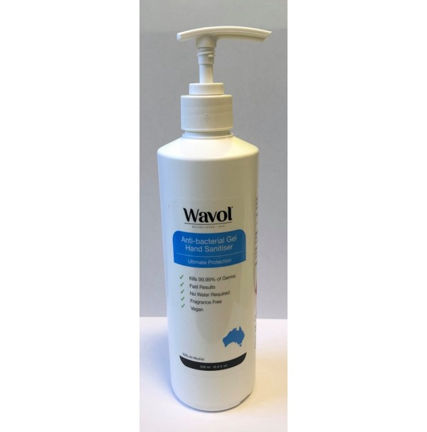 Wavol - Hand Sanitiser - 500ml