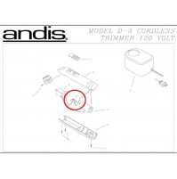 Andis - D3 Switch Button for T-Edjer II