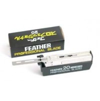Blade - Feather Professional - Injector - 20 per pack