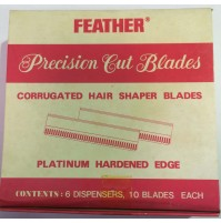 Blade - Feather - Precision - Box of 60