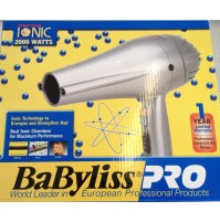 Hair Dryer - Babyliss - Thermal Ionic - 2000w