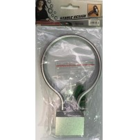 Hair Dryer - Holder for Wall or on Bench - Metal - NA0025