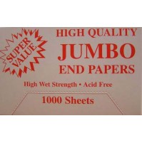 Perm - Paper - Jumbo End Papers
