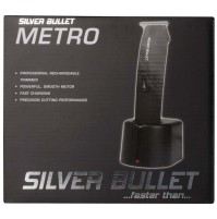 Silver Bullet - Metro T-Blade Trimmer