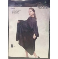 Cape - Wahl - with Arm Holes - Black